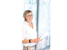 Åsa Hammarbäck, verksamhetschef på akuten i Falun