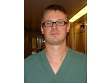Andreas Muth, ST-läkare vid Sahlgrenska universitetssjukhuset, Novartis-stipendiat år 2010