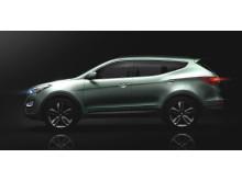Nya Hyundai Santa Fe