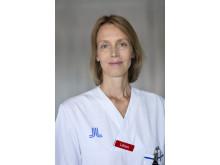 Mia von Euler, överläkare och forskare vid Karolinska institutet.