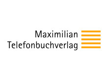 Logo Maximilian Telefonbuchverlag
