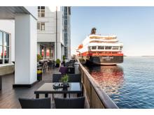 Quality Hotel Ålesund med sjøen som nærmeste nabo