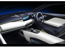 TMS 2015 Concept eX - ny elektrisk kompakt SUV