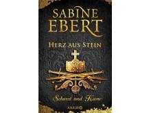 Cover Schwert und Krone - Herz aus Stein