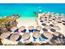 Albania-Ksamil beach