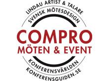 Compro Möten & Event logotype