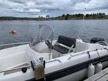 Pass på brannsikkerheten i båten.