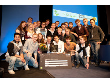 Design Open första pris gymnasium