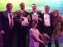 Vinnarna i Årets byggnadsverk och Årets renovering 2016
