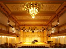 Konserthuset vid Nybrokajen, exteriör
