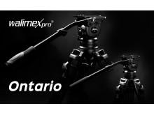 Ontario M und Ontario L - Videostative für Profis