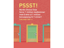 Nordic Choice Club-konkurranse