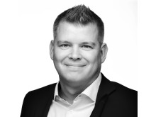 Fredrik Lööf, International Sales Manager Handheld Europe AB