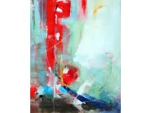 Zuversicht Acrylic On Canvas_by Stefan Krauch
