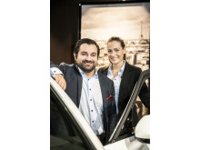 Poja Pourrajabi och Amanda Marti de Luque, butiksansvariga DS Store