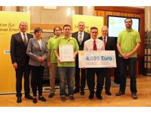 """Projekt: """"Smart Home"""", Fachschule für Mechatroniktechnik des Berufsschulzentrums"""