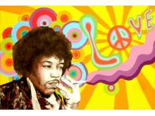 Foredrag_Jimi Hendrix_Ragnarock. Foto. Pixabay