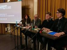 Panelet debatt om studenthelse