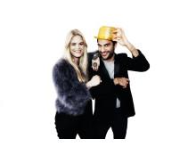 Barnens show - Farzad och Julia