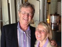 Operation Smiles grundare Bill och Kathy Magee