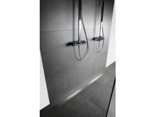 Golvränna / Duschränna - unidrain® HighLine Modul - Panel