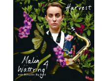 Skivomslag - Malin Wättring 4 och Bohuslän Big Band