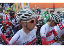 Glenn Marius Skjolden på start sykkel-VM 2014