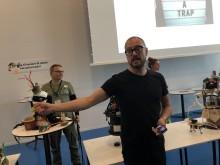 Play User Lab møde m. Shane Brox