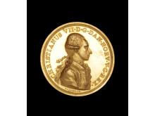 Medaljen for Ædel Daad / Pro Meritis, 1771. Hammerslag: 440.000 kr.