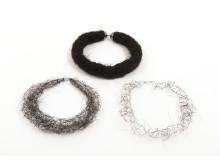 Fina Pina halskrage för eftertanke – mer, mindre, minimal