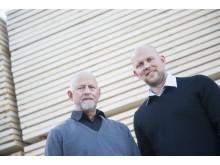 Karl-Erik Andersson och Magnus Andersson.