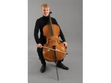 Fred Lindberg, cellist och student vid Kungl. Musikhögskolan (KMH), får 2020 års Jan Wallanderpris.