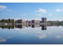 Konstnärligt campus i Umeå