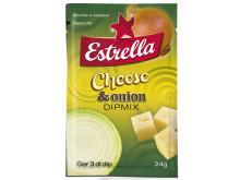 Estrella Cheese & Onion Dipmix
