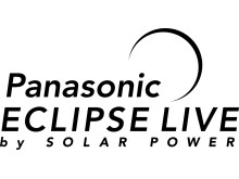 Panasonic Eclipse Live by Solar Power 2016 - Logo