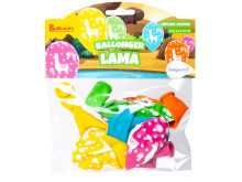 Ballonger lama påse