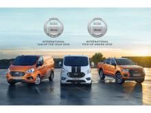 IVOTY transit custom ranger 2019