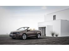 Nya Volkswagen Eos