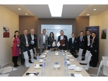 Nova Huawei signing ceremony at #MWC19 2019-02-26.