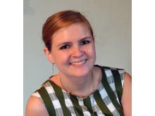 Amanda Elvin, pianist och masterstudent vid Kungl. Musikhögskolan