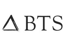 BTS Group Logo, clean