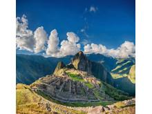 Magiska Machu Picchu.