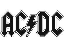 AC/DC - Logga