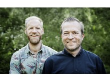 Mats Eldøen og Sindre Goksøyr