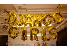 Django Girls Ballons