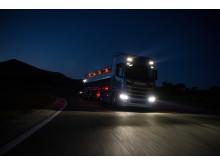 Scania bietet ein neues Alarmsystem gegen Kraftstoffdiebstahl an