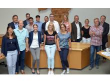 Zielvereinbarung Netzwerk Oberbayern