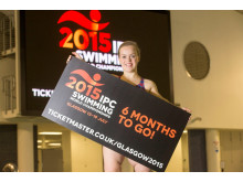 IPC Swimming World Championships - 6 Months to Go with Ellie Simmonds