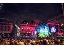 Stockholms Kulturfestival 2016 – Gustav Adolfs torg
