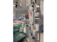 Respiratorvård på Brännskadecentrum, Akademiska sjukhuset